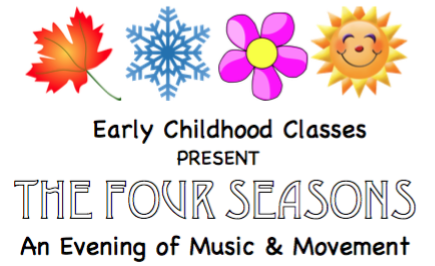 Early Childhood's Music and Dance Performance