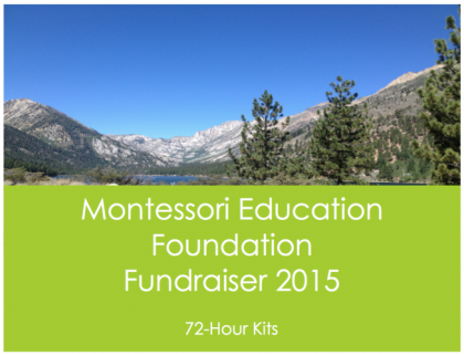 72-Hour Kit Sale: Don't Miss This Great Deal Going Toward a Great Cause!