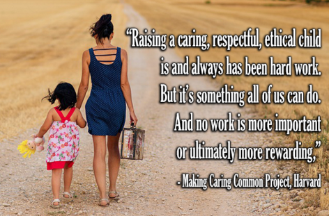 7 Ways to Raise Kind Children