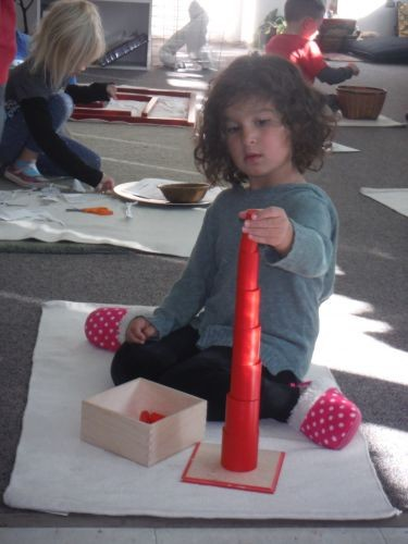 Montessori and the Real Building of Self-Esteem