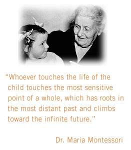Maria Montessori's Birthday!