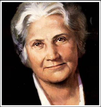 Birthday Wishes in Honor of Maria Montessori