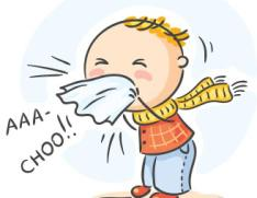 Illness Policy - When to Send a Sick Child to School