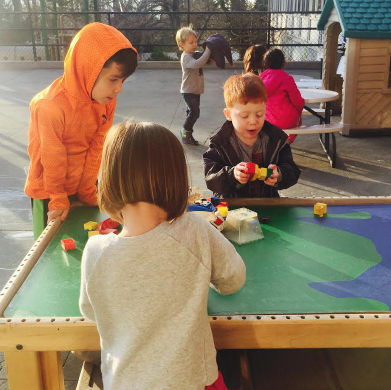 Social Development in the Montessori Classroom