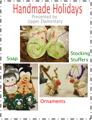 Holiday Montessori Market- 2 Days Only!