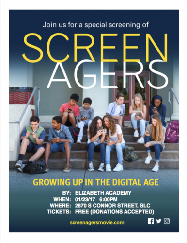 Local Screenagers Screening