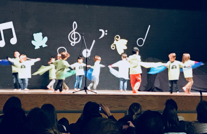 2018 Early Childhood Performing Arts Showcases