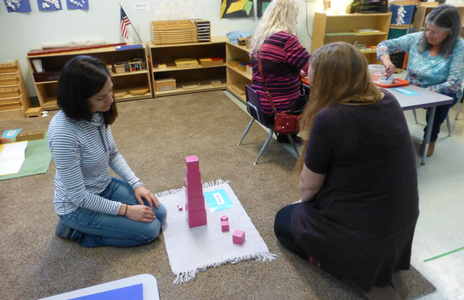 Silent Journey & Discovery - An Invitation to MCS Parents to Enjoy the Magic of Montessori