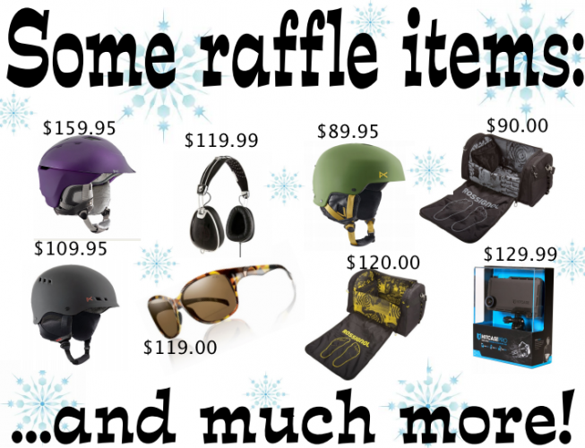 "UPDATES - ""ALMOST ABLAZE"" - RAFFLE, POWDER MOUNTAIN 2 FOR 1"