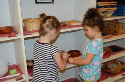 Why is Grace and Courtesy a big deal in Montessori?