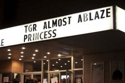 "TGR ""Almost Ablaze"" Flood Fundraiser Movie Event"