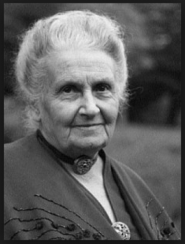 Happy Birthday Maria Montessori!